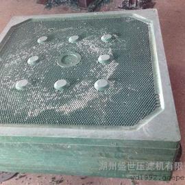 浙江厂家直销压滤机过滤板防腐蚀滤板1000系列滤板