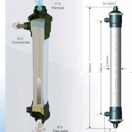 天津膜天超滤膜UOF-4b管式中空纤维膜组件海淡预处理