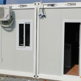 昆山住人集装箱制造厂家 新型集装箱房屋价格