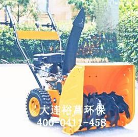 鲅鱼圈手推式扬雪机清雪机价格