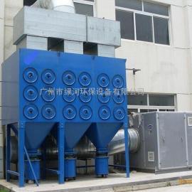 贵港工业滤筒除尘器 绿河环保 厂家自销 净化工业废气粉尘