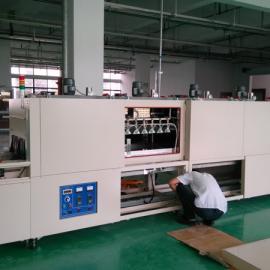 上海150度LED固化热风红外线隧道烘箱订制