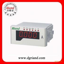 Riand/瑞昂48*96单相数显电流表带输出