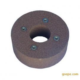 仿形打磨机配套螺栓紧固砂轮 厂家