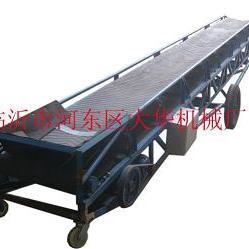 金富民粮食输送机可移动式皮带输送机物料输送不可少