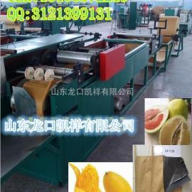 四川全自动芒果袋机,多功能芒果套袋加工设备