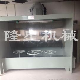 漆雾净化水帘柜