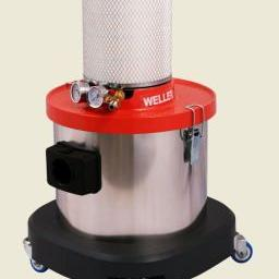 厂家直销气动防爆吸尘器 喷涂车间保洁用气动吸尘器