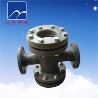 PVC塑料直通视镜 北京塑料视镜生产厂家