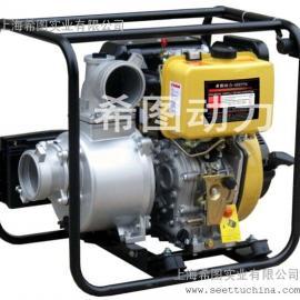 4寸一体化柴油机水泵