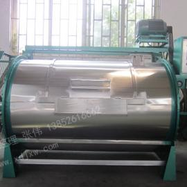 200磅水洗机|半自动水洗机|卧式滚筒水洗机直销