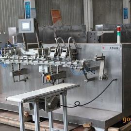 单头面膜灌装机生产厂家批发化妆品行业面膜加工设备