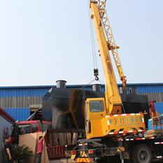 OTH承德地埋式一体化污水处理设备液压室内油量