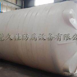 福建塑料PE储罐  耐酸碱30m3污水减水剂储罐批发