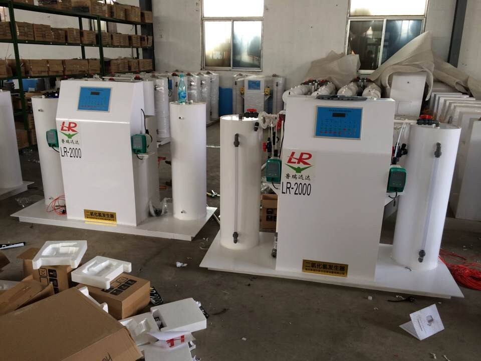 山西地埋式一体化污水处理设备工艺控制流程