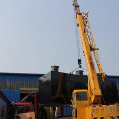 大同地埋式一体化污水处理设备余氯复合环控制