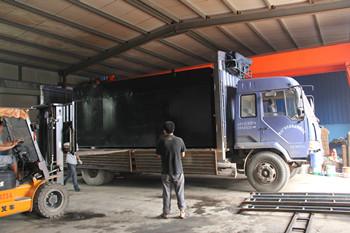 呼和浩特地埋式一体化污水处理设备频率调节