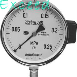 北京布莱迪电阻远传压力表