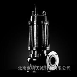 WQ潜水排污泵安装尺寸性能参数|排污泵故障原因及排除方法