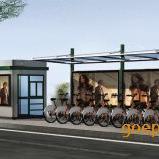 湖南服务亭、不锈钢收费亭、自行车亭棚、公交候车亭最好的厂家