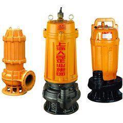 潜水排污泵的用途|如何安装WQ潜水泵|WQ潜水泵使用条件