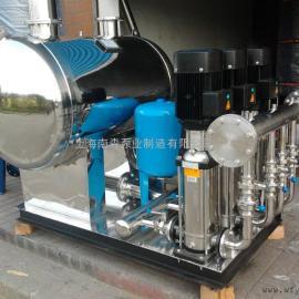 WWG型无负压变频供水设备