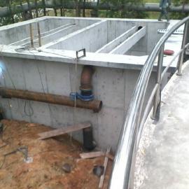 广东印染废水处理设备|工业高浓度废水治理工程