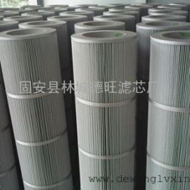 铝粉设备覆膜防静电除尘滤芯