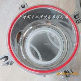 供应循环水过滤器、 GP不锈钢单袋式液体精密过滤器