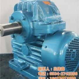 山东旭睿WHX450蜗杆蜗轮减速机低价销售