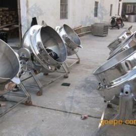 蒸汽夹层锅,高压蒸煮锅,八宝粥加工夹层锅
