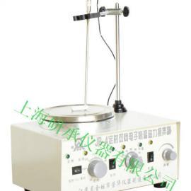 定时双向电子数显恒温磁力搅拌器