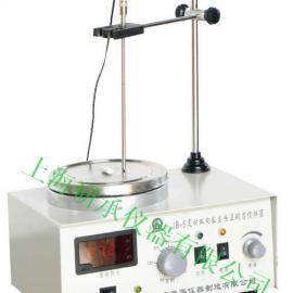 定时双向电子数显恒温磁力搅拌器jb-5
