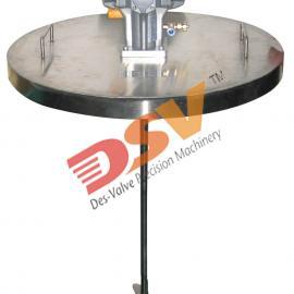 气动搅拌机 不锈钢立式搅拌机(安全防爆、无极调速)