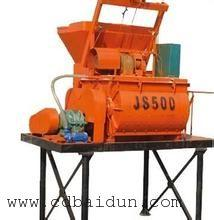 成都、德阳JS500混凝土搅拌机
