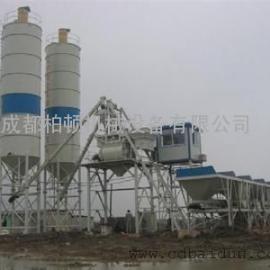 德阳HZS35新农村建设用小型搅拌站价格