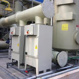 车间废气净化系统 磨床油烟油雾净化器 废气治理设备