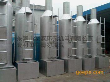旋流板除尘脱硫设备设计说明