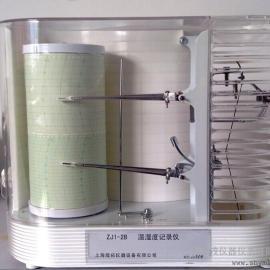 ZJI-2B温湿度记录仪;ZJI-2B温湿度计(周记)