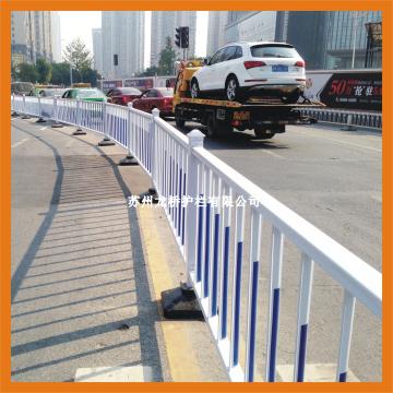 苏州道路护栏 苏州机非道路隔离护栏 龙桥专业定制