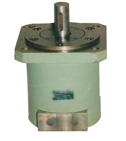 yms-355单叶片液压马达;90度来回摆角/摆动液压马达图片