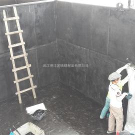 武汉玻璃钢防腐工程 武汉玻璃钢化粪池