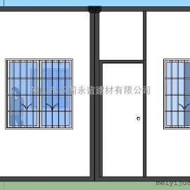 住人集装箱,3米6米36平方米,配地板电线灯具,租赁