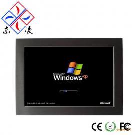 15寸工业级防震嵌入式计算机_15寸防震工业平板电脑