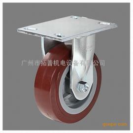 供应科顺colson 6-6208-929底板型聚氨酯脚轮