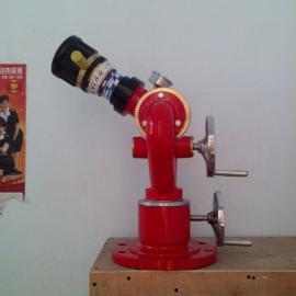 供应盛鑫手轮式蜗轮蜗杆消防水炮
