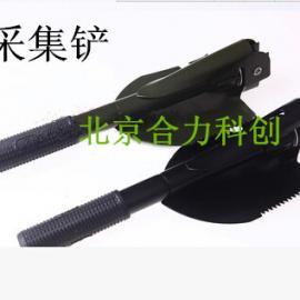 折叠铲多功能折叠铲采集铲标本制作工具铲