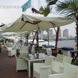 咖啡厅户外伞,庭院遮阳伞,户外伞,吊伞,侧边伞