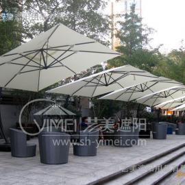 户外遮阳伞,会所遮阳伞,咖啡厅遮阳伞 ,吊伞