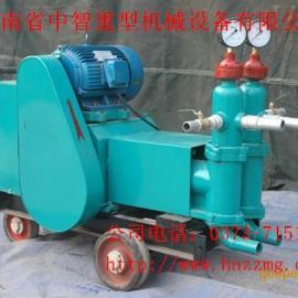 机械哪家强SJB6型双缸双液灰浆机河南新乡